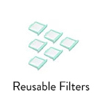 Reusable Filters